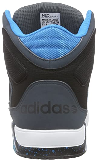 top design professional sale cheap low price adidas neo baby sneaker bb9tis mid schwarz a3ed3 69213