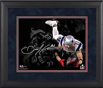 3681b91a4 Julian Edelman New England Patriots Framed 11 quot  x 14 quot  Super Bowl LI  Champions Spotlight