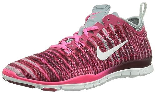 buy popular 4662d e97c4 Nike Wmns Free 5.0 TR Fit 4, Zapatillas de Deporte Interior Hombre para  Mujer