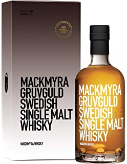 Mackmyra Mining Gold Sueco Single Malt Whisky - 700 ml
