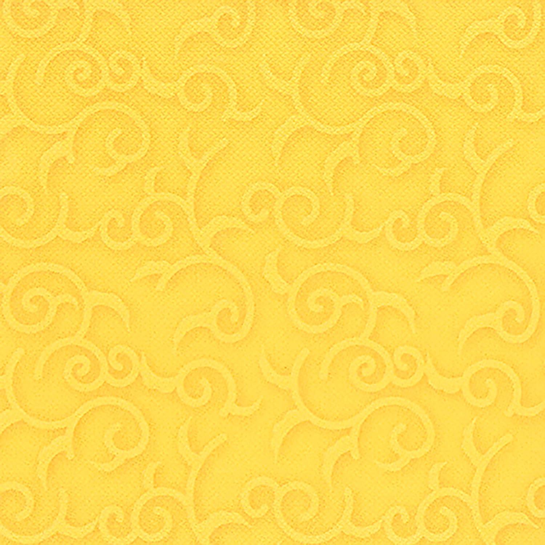 Papstar #84881 50 Servietten ROYAL Collection 1//4-Falz 40 cm x 40 cm gelb Casali