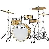 Yamaha Stage Custom Hip - Natural Wood One-Box 4PC Shell SBP0F4HNW