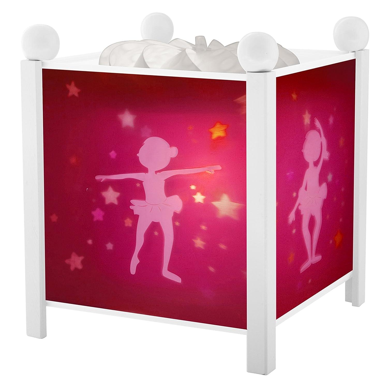 Trousselier –  4311 WGB 12 V Lanterne Magique Ballerine Nuit Lampe 4311WGB 12V