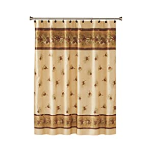 SKL Home by Saturday Knight Ltd. Pinehaven Shower Curtain Multicolored
