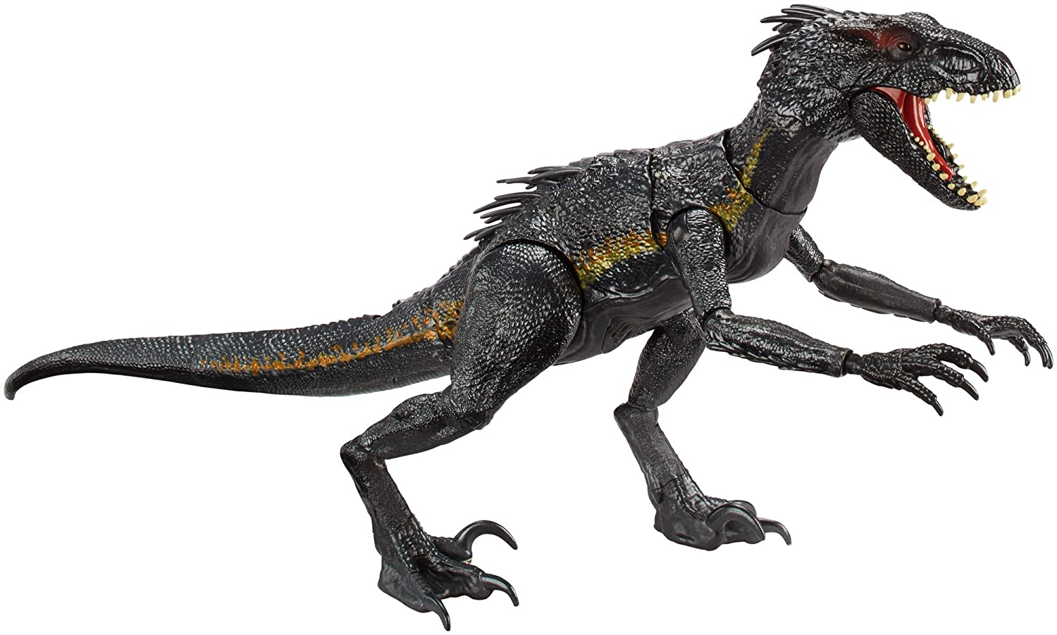 Jurassic World Grab 'n Growl Indoraptor Dinosaur Mattel FLY53