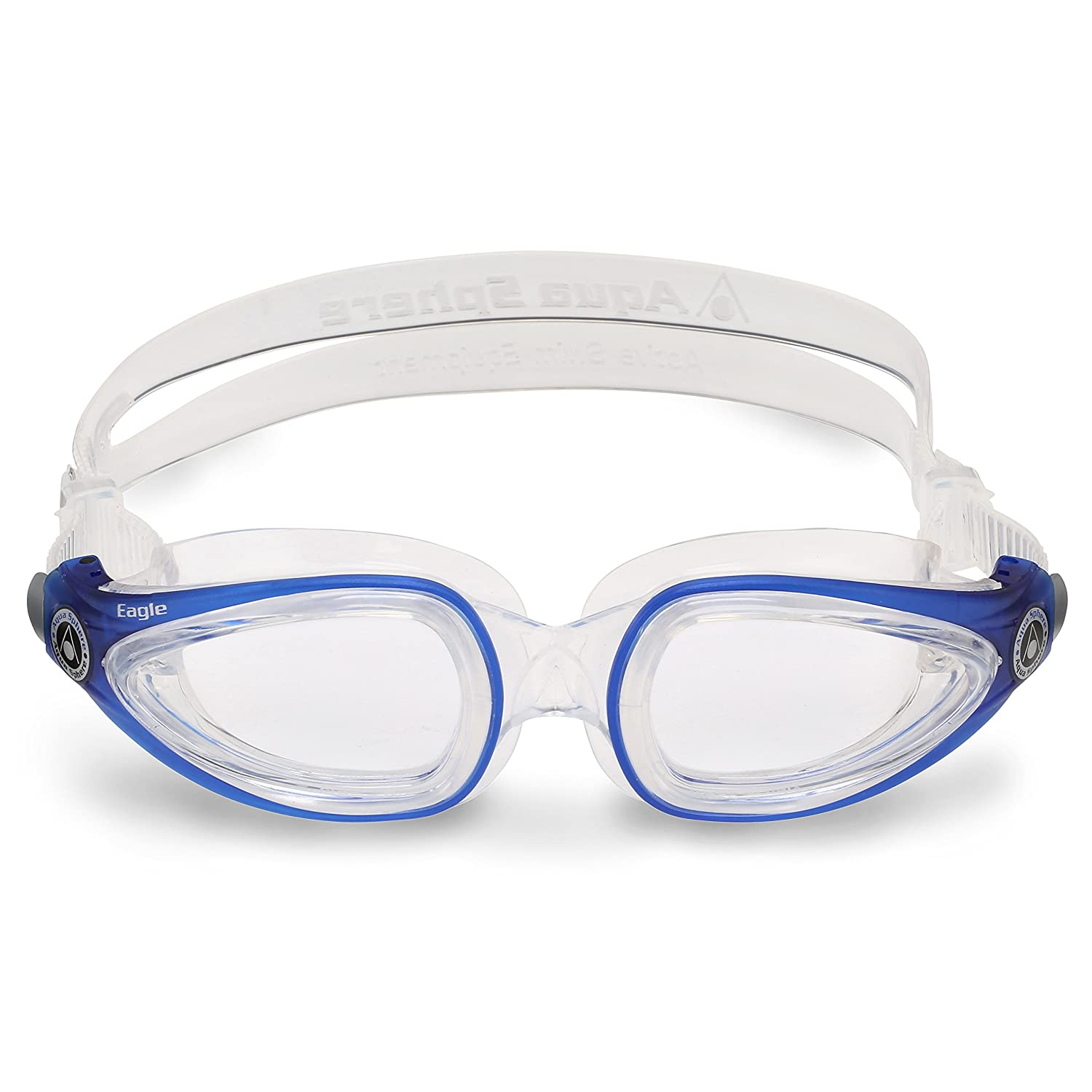 90090078ff Amazon.com   Aqua Sphere Eagle Goggle (Clear Lens