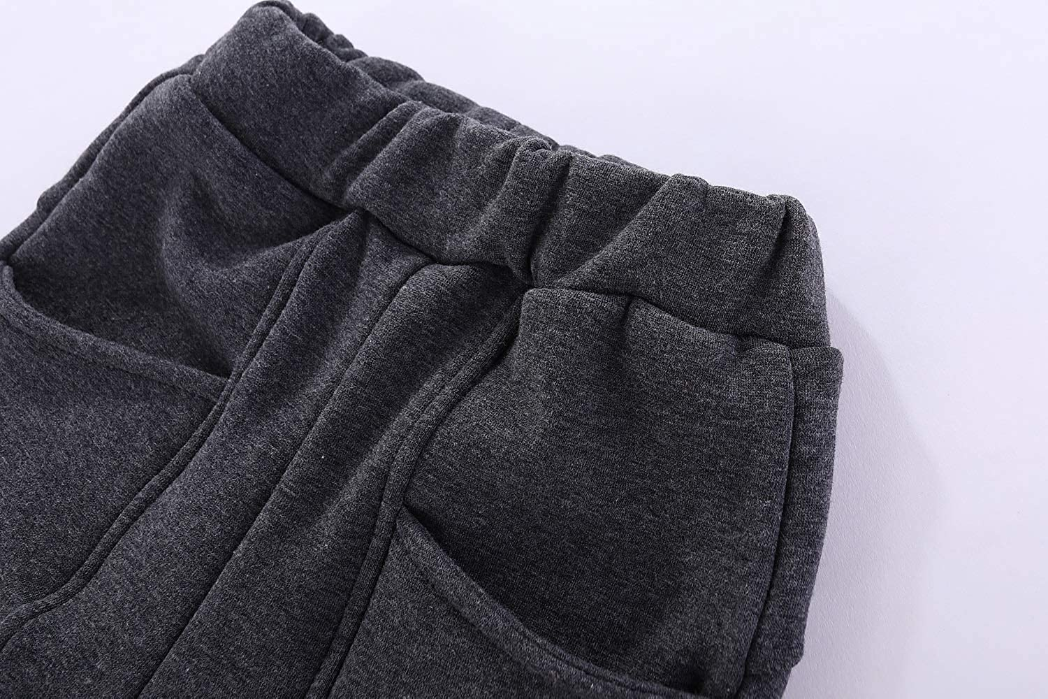 Mud Kingdom Boys Winter Pants Warm Fleece Lining