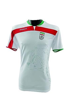 2014-15 Iran Home World Cup Football Shirt 72f959f98
