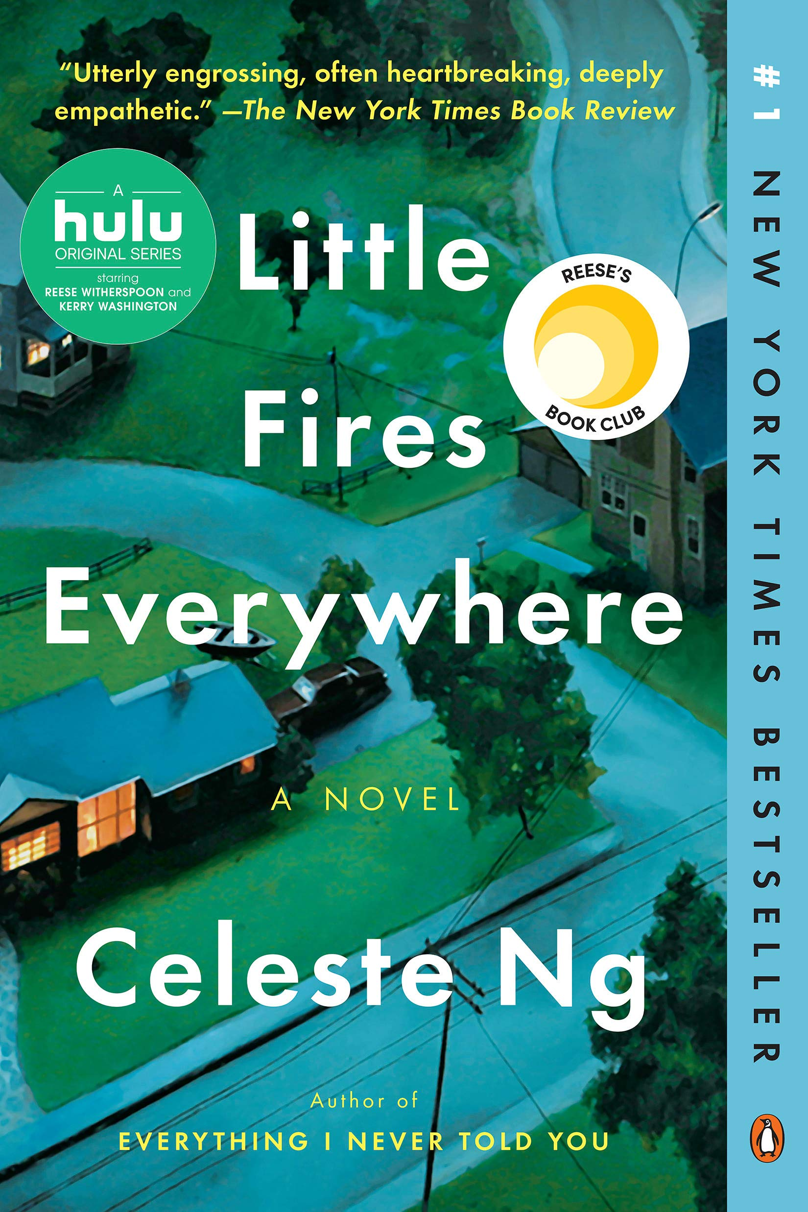 Amazon.com: Little Fires Everywhere: A Novel (9780735224315): Ng ...