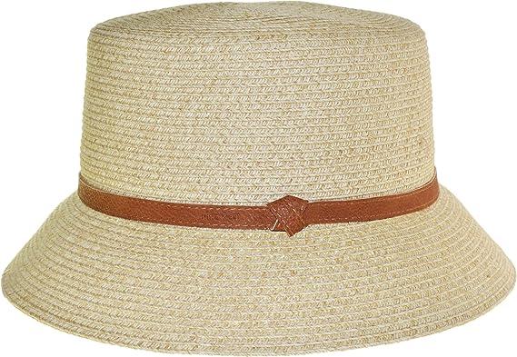 11379bdc75415e Image Unavailable. Image not available for. Colour: Nine West Women's  Microbrim Packable Hat ...