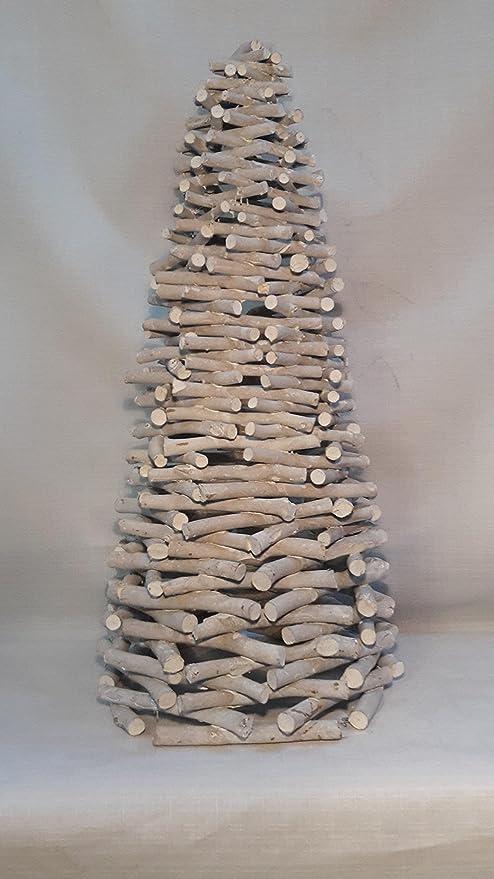 Albero di natale legno amazon
