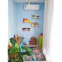 Prateleira para livros infantil - 04 Unidades de 60 cm de Comprimento