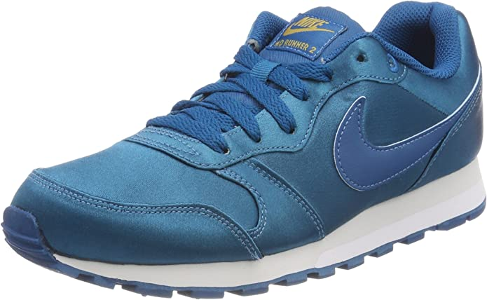 Nike MD Runner 2 Sneakers Damen blau
