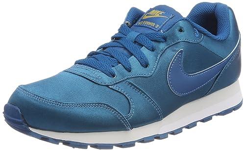Nike MD Runner 2, Scarpe da Ginnastica Basse Donna