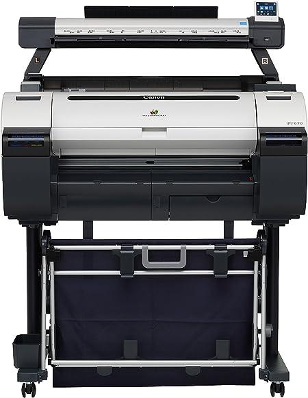 Canon imagePROGRAF ipf670 PID775L24E Gran Formato con escáner con Stand (A1, 60,96 cm, 2.400 x 1.200 dpi, LAN, Preparado para Nube): Amazon.es: Informática