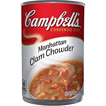 Campbell's Condensed Manhattan Canned Clam Chowder