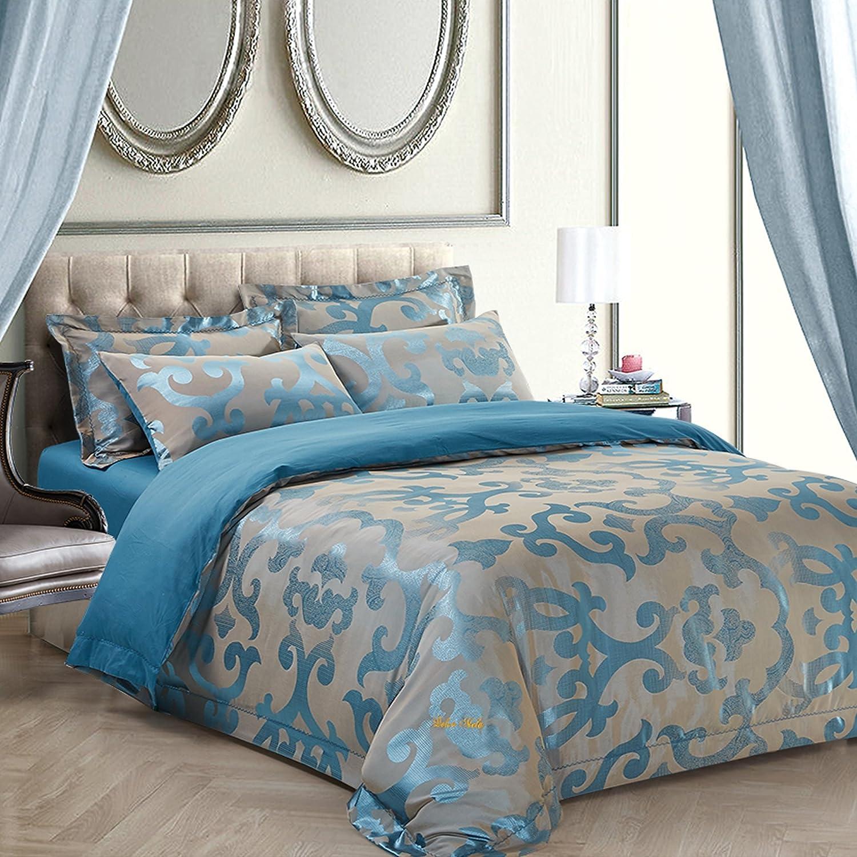 23 x 23 Square Floor Pillow Kess InHouse EBI Emporium Floral Destiny 7 Teal Multicolor Watercolor