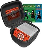 FitSand(TM) Dutch Blitz Original and Expansion Pack Set Card Game Case, Travel Zipper Carry EVA Hard Case Best Protection