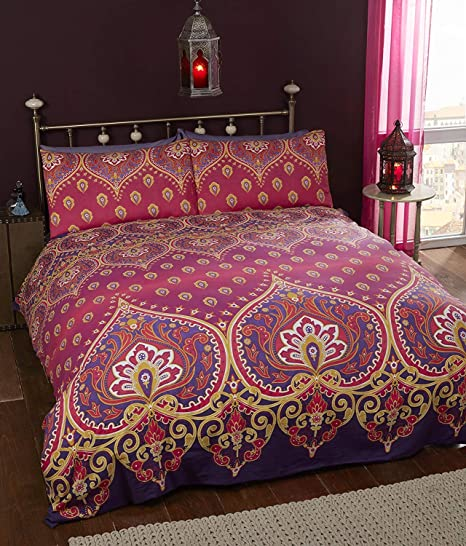 Are asian print bed linens
