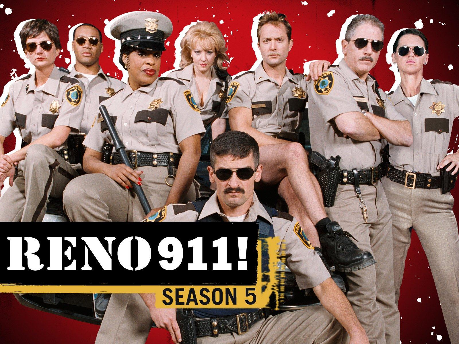 Amazon com: Watch Reno 911! Season 5 | Prime Video