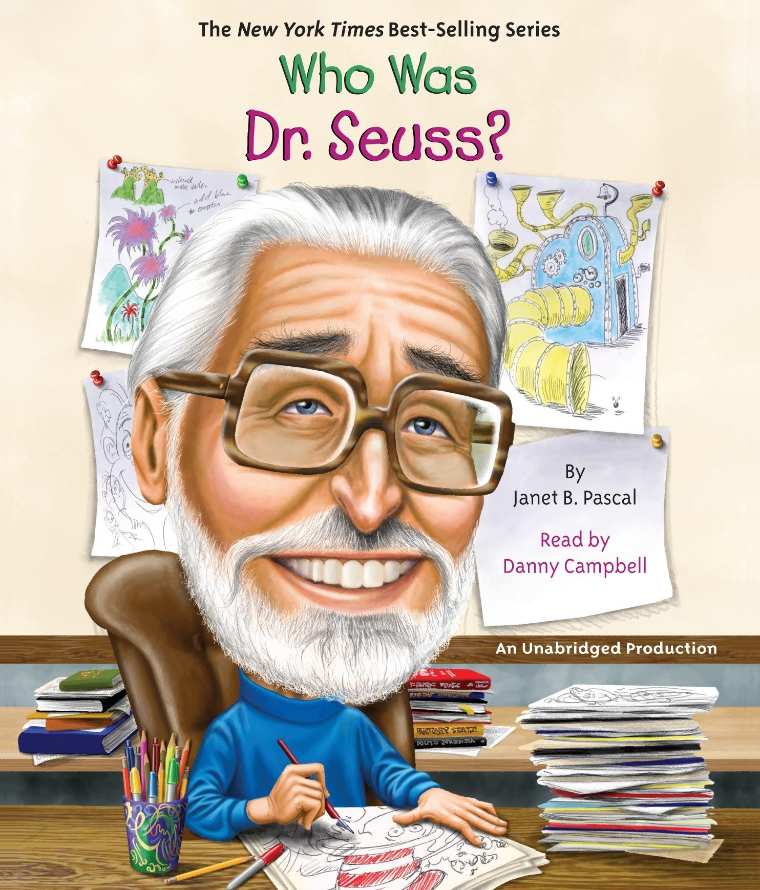 Who Was Dr. Seuss? pdf epub