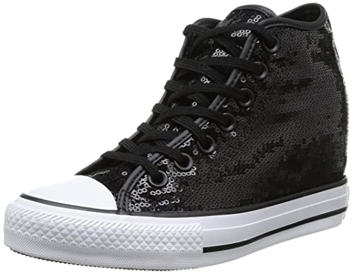 all star converse donna paillettes
