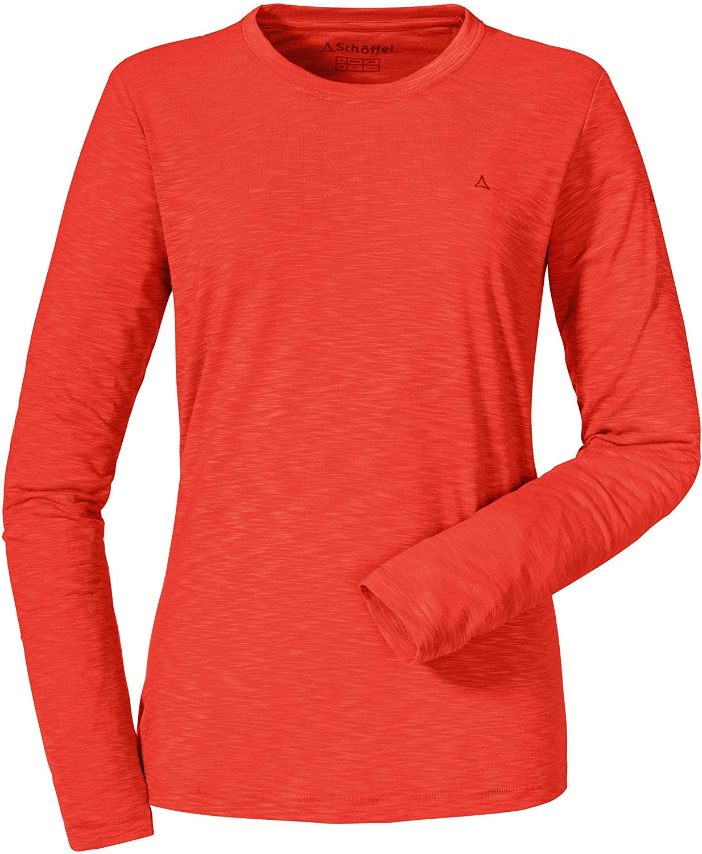 Sch/öffel Longsleeve la Molina2 T-Shirt /à Manches Longues Femme