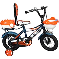 Cosmic FORCE-10 Kids Bicycle 12-inch Blue/Orange