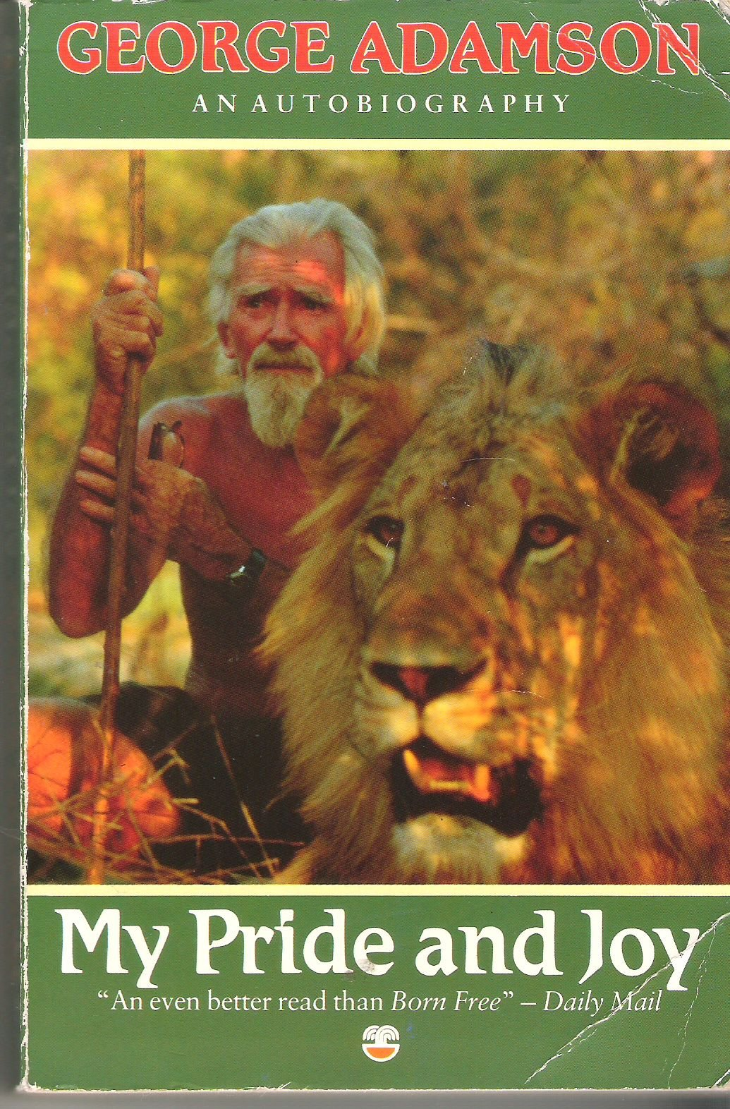 autobiography of animal lion