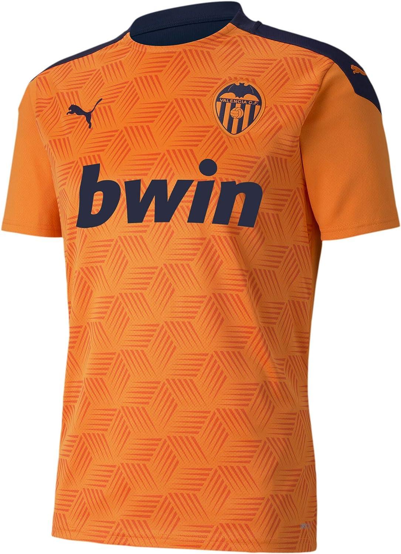 PUMA Vcf Away Shirt Replica Camiseta, Hombre: Amazon.es: Deportes y aire libre
