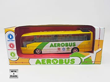 PLAYJOCS GT-2466 Autobús Aeropuerto