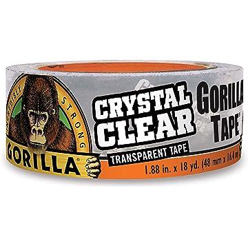 Gorilla Crystal Clear