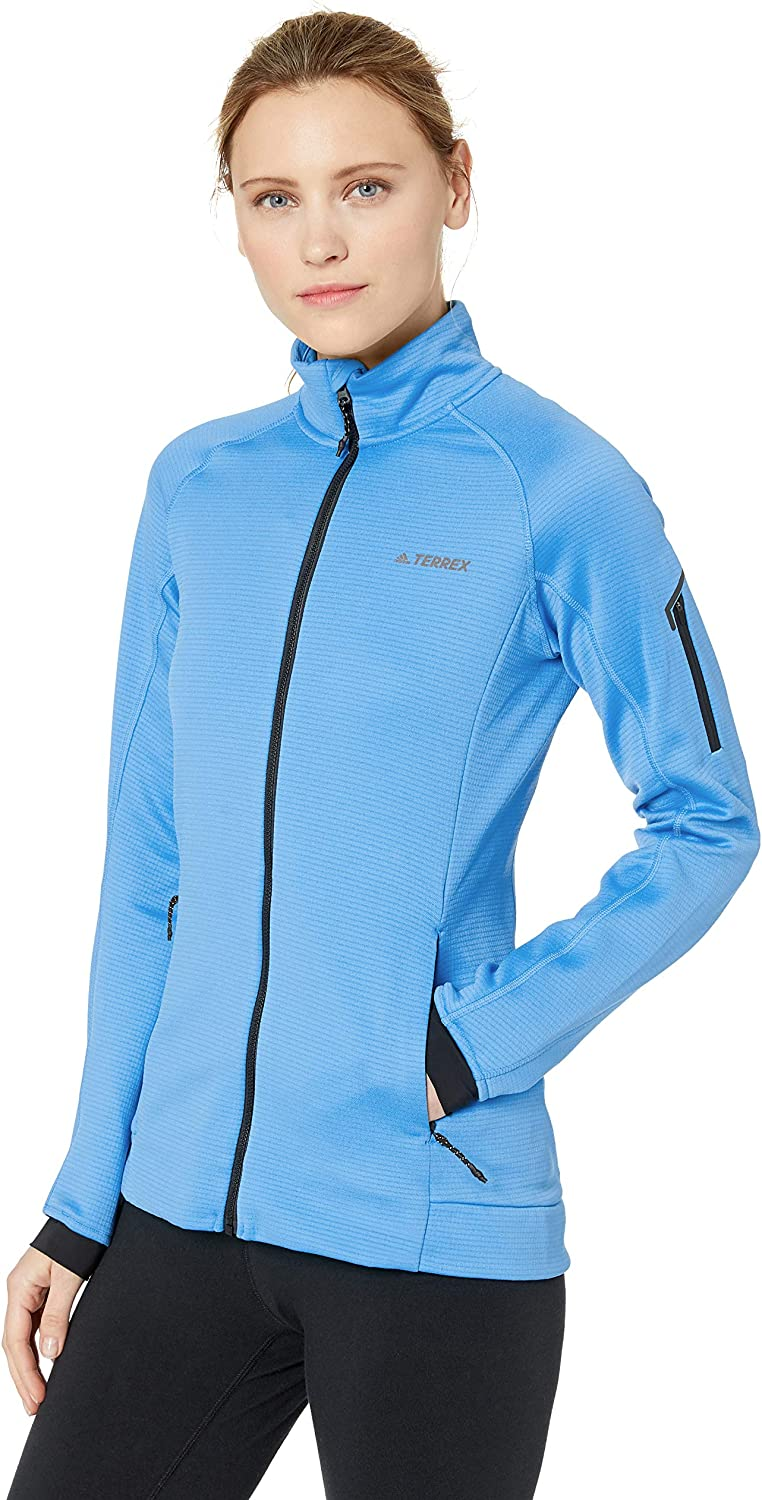 adidas outdoor Women's Stockhorn Fleece Jacket Ii
