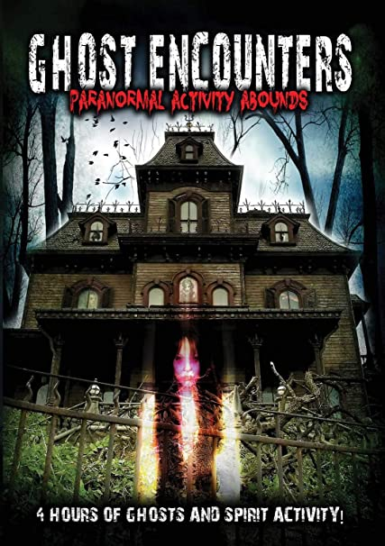 Amazon in: Buy GHOST ENCOUNTERS:PARANORMAL ACTIVITY DVD, Blu