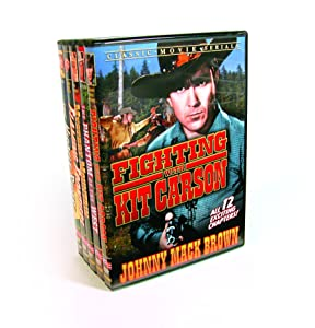 Vintage Western Serials (The Miracle Rider / The Mystery Mountain / Phantom Of The West / Fighting With Kit Carson / Flaming Frontiers)