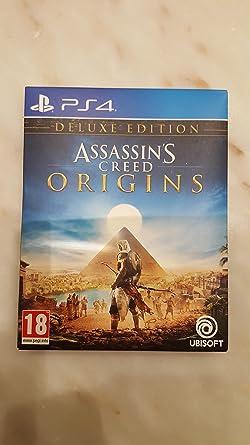 ASSASSINS CREED ORIGINS - DELUXE EDITION: Amazon.es: Videojuegos