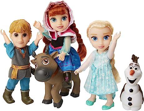 2017 DISNEY FROZEN PETITE ELSA WITH OLAF NEW RELEASE !!