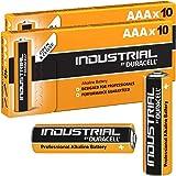 Duracell Duracell 20 x AAA ndus- Pila alcalina industrial, 20 X AAA, naranja