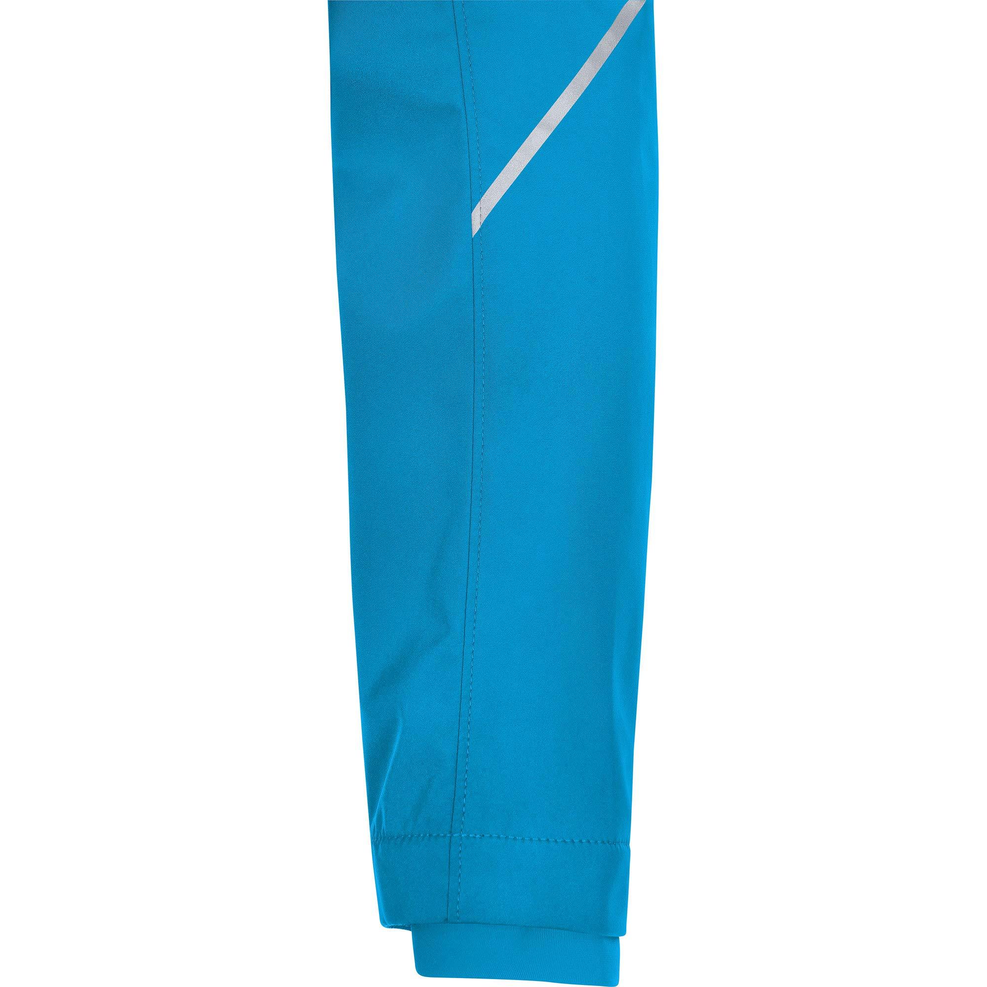 GORE Wear Women's Windproof Running Jacket, R3 Women's Partial WINDSTOPPER Jacket, Size: L, Color: Dynamic Cyan, 100081 by GORE WEAR (Image #7)