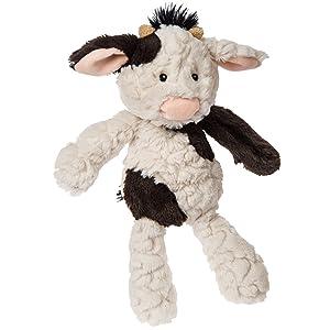 Mary Meyer Putty Nursery Soft Toy, Cow