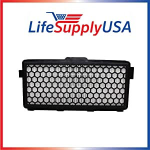 LifeSupplyUSA HEPA Filter Compatible with Miele SF-HA 50 Active Models S4000, S5000, S6000, S8000