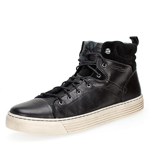 camel active Herren Bowl 32 Hohe Sneaker: : Schuhe