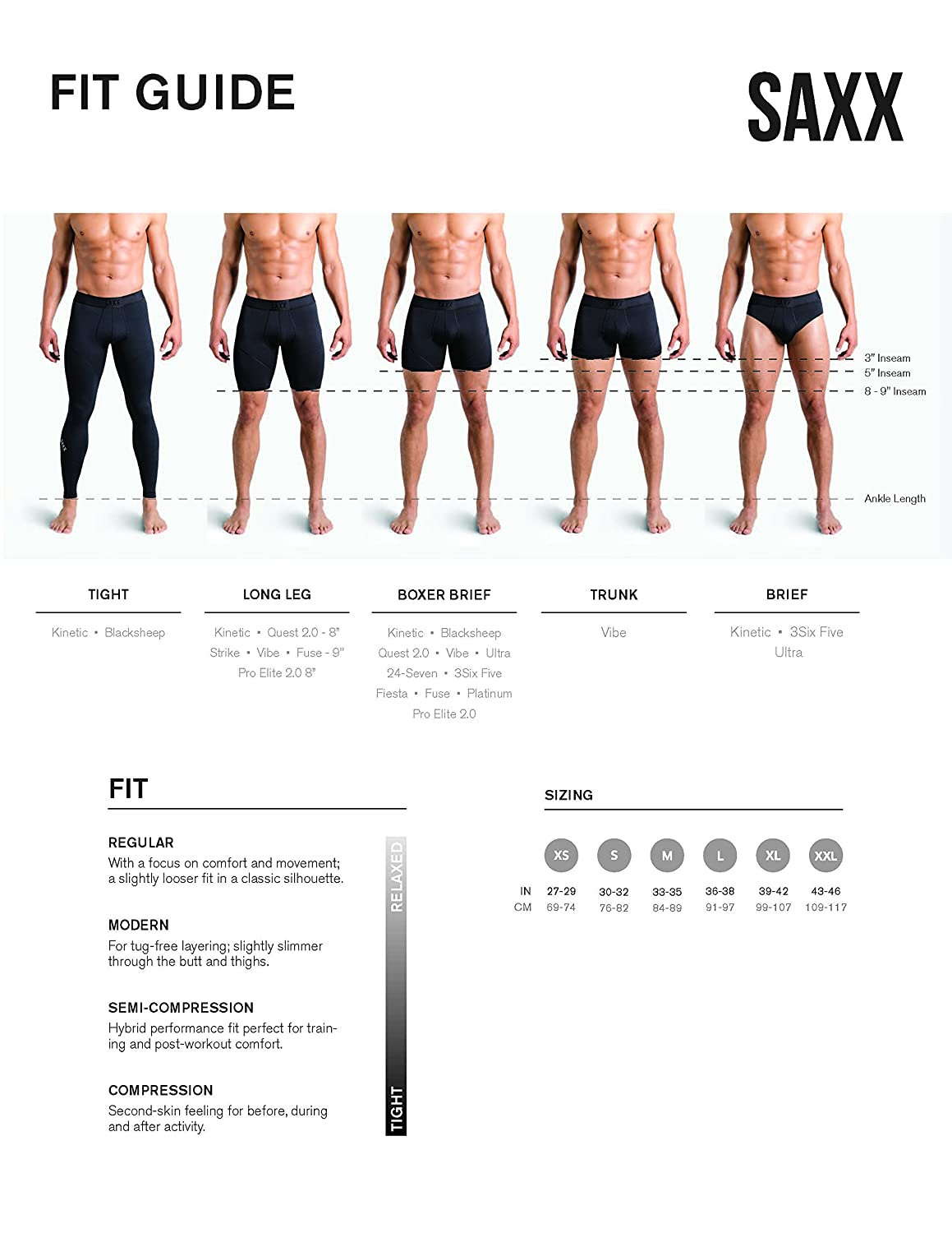 Saxx Underwear Mens Thermoflyte Performance Long Leg Boxer Fly with Ballpark Pouch