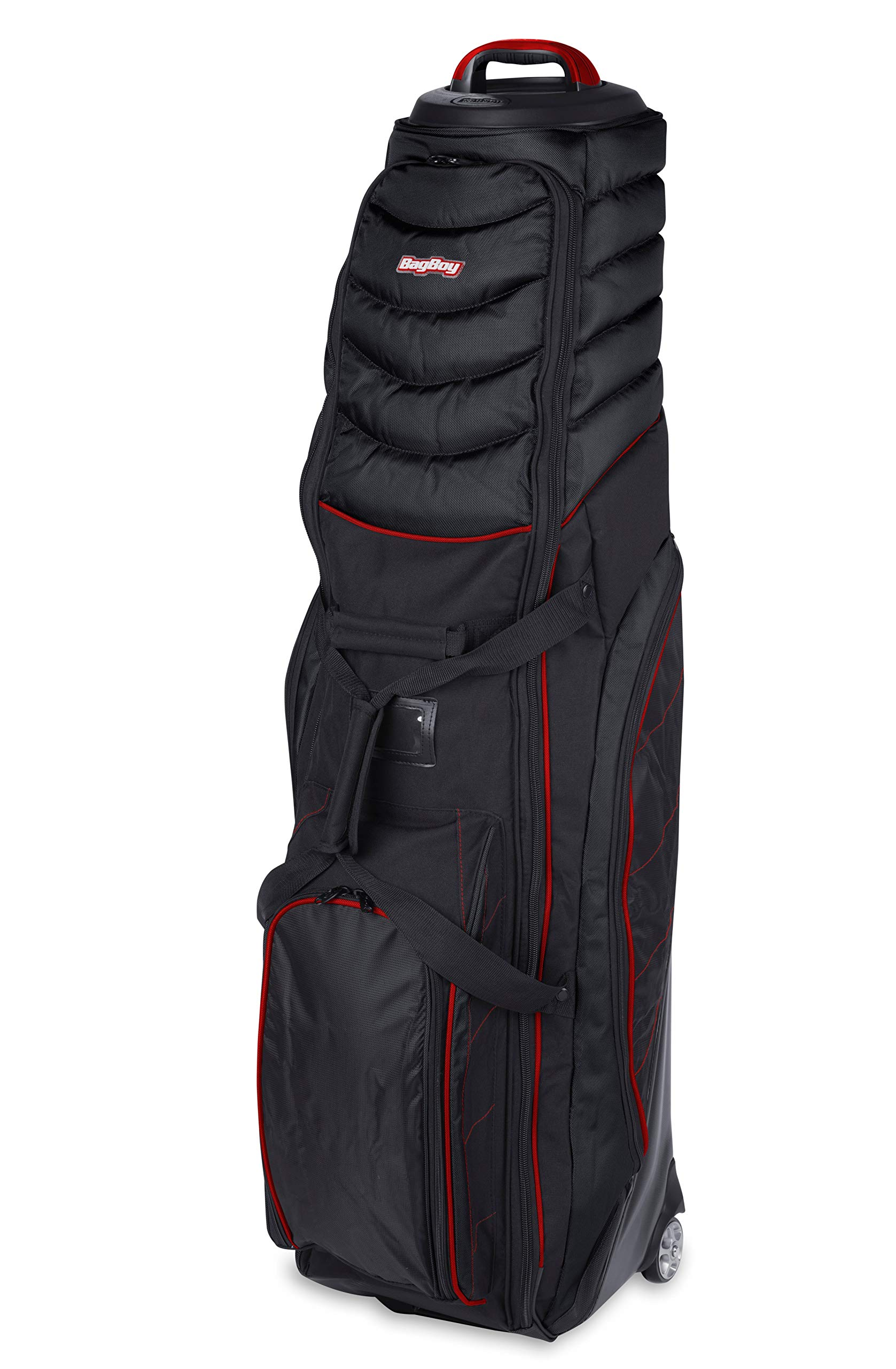 Bag Boy Unisex T-2000 Travel Cover Black/Red