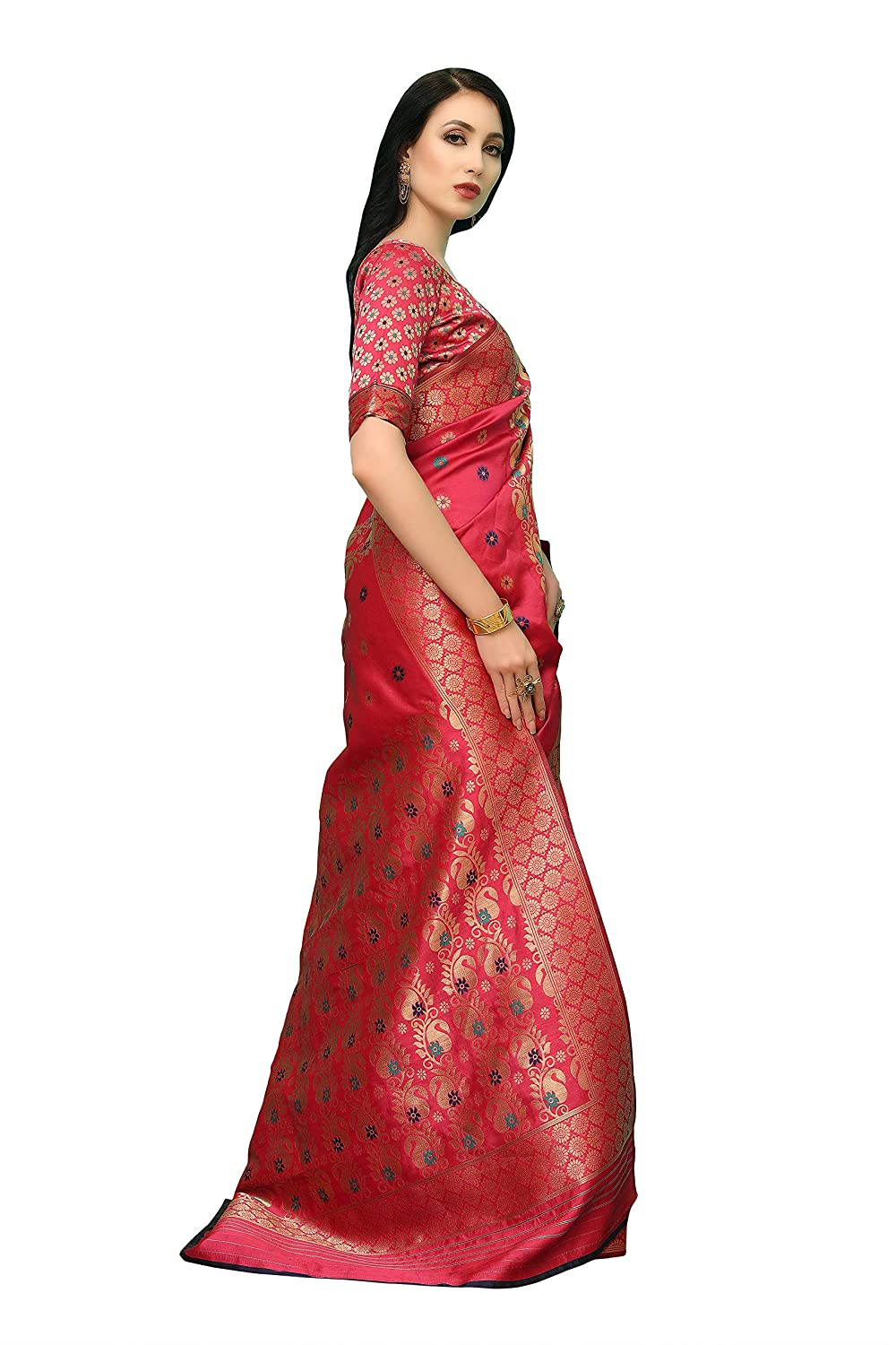 Best Art Silk Traditional Design Patterns Sarees For Women In India 2020