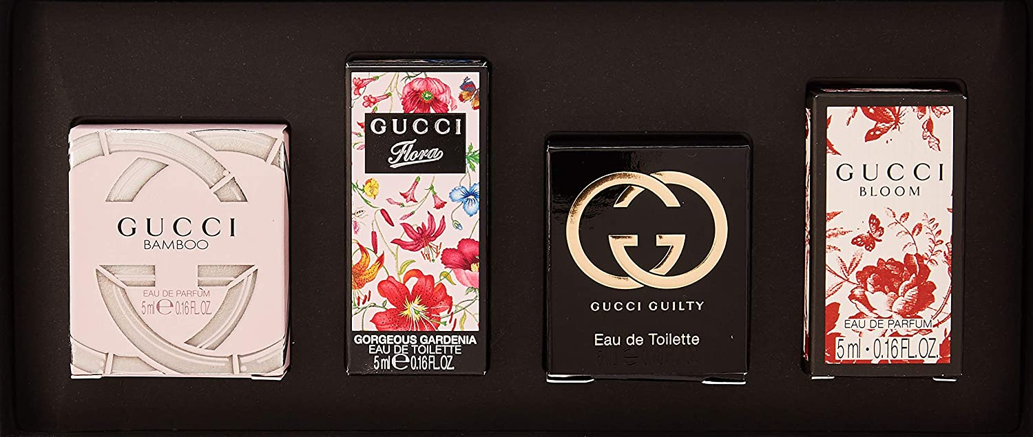 0d753204727 Amazon.com   GUCCI 4 Piece Mini Set for Women   Beauty