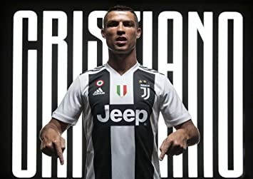 Juventus Carte Italie.My Little Poster Poster Cristiano Ronaldo Juventus Ici Stars Mondial Legende Italie La Vielle Dame