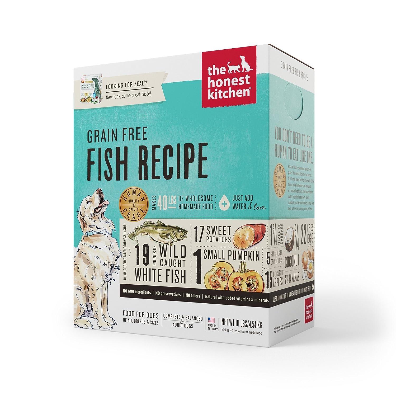 Amazon.com : Honest Kitchen The Human Grade Dehydrated Grain Free ...