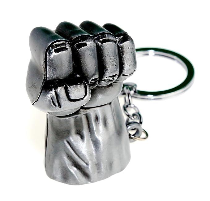 PALLION® Llavero de Aleación de Hulk de Los Vengadores de ...