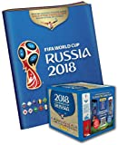 Amazon Price History for:2018 Panini Russia FIFA World Cup Soccer Sticker Bundle with 50 Pack Box & Sticker Album - Fanatics Authentic Certified